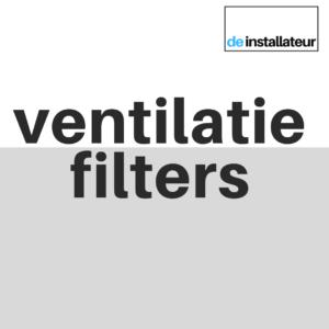 Ventilatiefilters